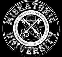 Miskatonic University by EgregoreDesign