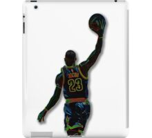 Electric LeBron iPad Case/Skin