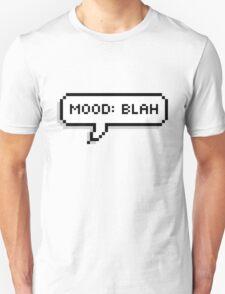 Mood: Blah Unisex T-Shirt