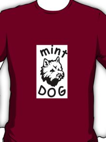 Mint Dog Carin terrier T-Shirt