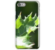 Thistle Scales iPhone Case/Skin