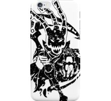 Sons Of Specters (Distressed) (White/Sticker) iPhone Case/Skin
