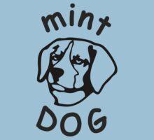 Mint Dog Cool Dude by Mintdog