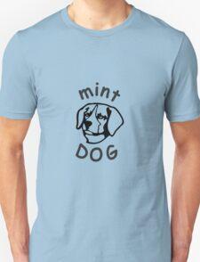 Mint Dog Cool Dude T-Shirt
