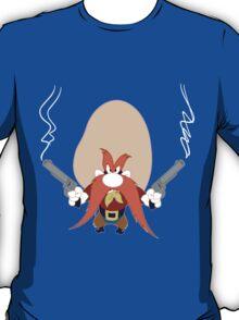 Yosemite sam back off geek funny nerd T-Shirt
