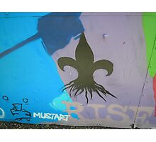 MUSTART RISE Photographic Print