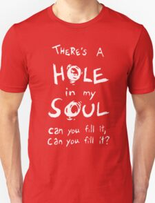 Bastille - Flaws - There's A Hole In My Soul, Can You Fill It? [x2] T-Shirt
