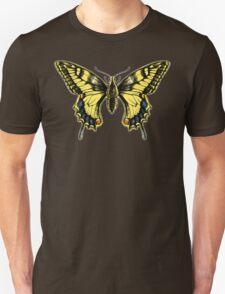 Swallowtail for dark shirts Unisex T-Shirt