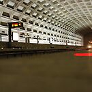 Virginia Square Metro I by mnkreations