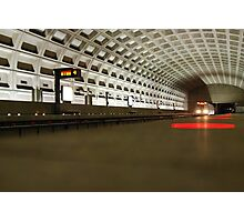Virginia Square Metro I Photographic Print
