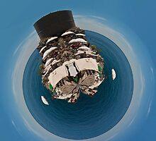 Dubrovnik, Croatia Spherical Panorama by mark burban