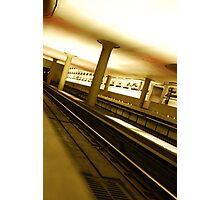 Virginia Square Metro III Photographic Print