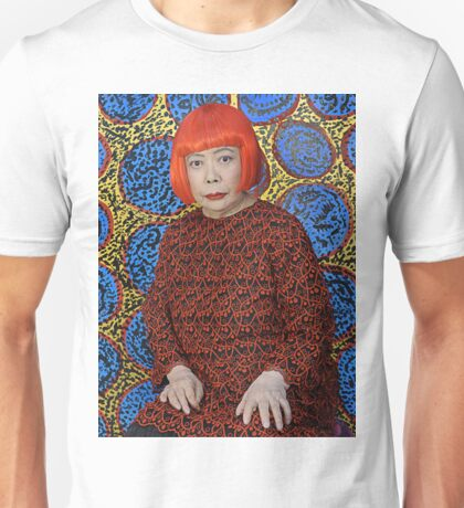 Yayoi Kusama Unisex T-Shirt