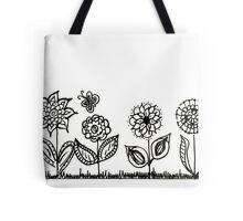 It's a Flower Garden Tote Bag