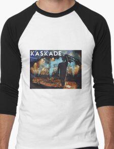 Kaskade points at stuff Men's Baseball ¾ T-Shirt