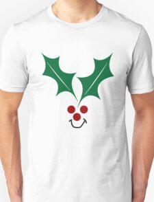 Happy Hollydays Christmas T-Shirt T-Shirt