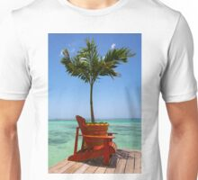 Caribbean Postcard Unisex T-Shirt