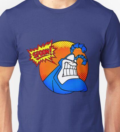 the tick- spoon Unisex T-Shirt