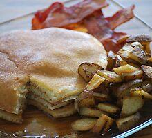 Breakfast of Goodness by Damon Leazenby