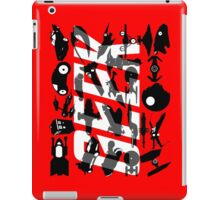 Geek My Ride iPad Case/Skin