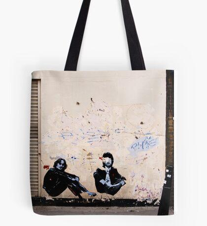 Fashion Street Tote Bag