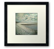 Reflective Dundowran Framed Print