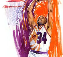 Charles Barkley Again by kenmeyerjr