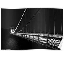 Tripping The Bridge Fantastic Poster