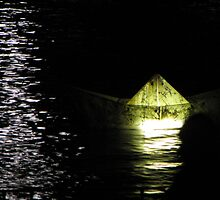 paper boat - asian lantern festival - adelaide, sa by frogdude