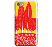 In the field of my dreams iPhone Case/Skin