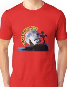 Timberwolves Collectors T-shirts and Stickers Unisex T-Shirt