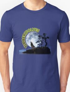Timberwolves Collectors T-shirts and Stickers T-Shirt