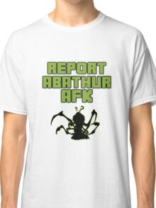 Heroes of the AFK Abathur Classic T-Shirt