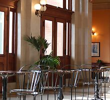 2nd Floor Cafe - Main Street Station, Richmond VA by Gail Faulkner