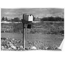 A Mailbox without a Home Poster