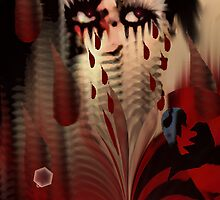 Blood From My Eyes by Adrena87