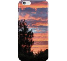 Heaven's on fire iPhone Case/Skin