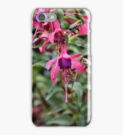 A buzz in the air iPhone Case/Skin