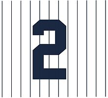 Number 2 Pinstripe Design by canossagraphics