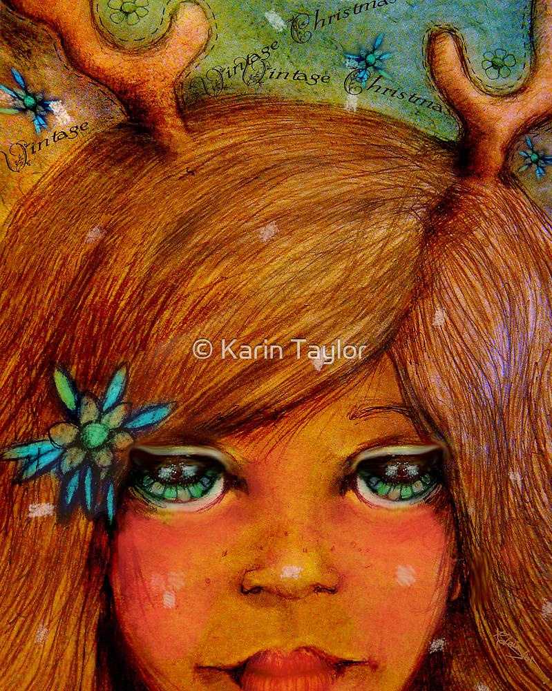 Vintage Christmas by © Karin Taylor