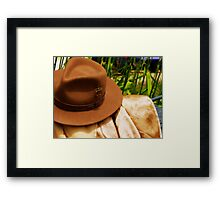 It Must Have Been A Dream.... Framed Print
