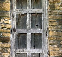 OLD DOOR by coffeebean
