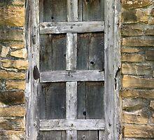 OLD DOOR by coffeebean