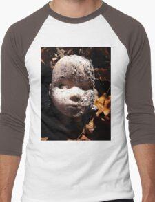 Doll Face Men's Baseball ¾ T-Shirt