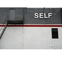 colour photography X (identity crisis) Photographic Print
