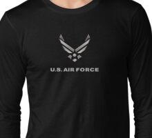 US Air Force Long Sleeve T-Shirt
