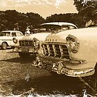 Classic FC Holden Cars by Neroli Henderson