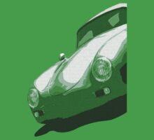 Porsche 356 by Neroli Henderson
