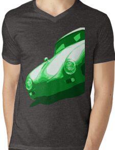 Porsche 356 Mens V-Neck T-Shirt