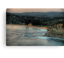 Post Code 2106 - Newport, Sydney - The HDR Experience Canvas Print